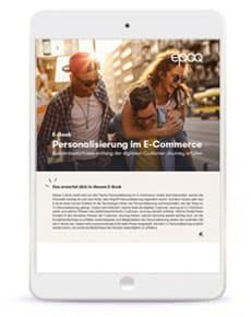 E-Book Personalisierung im E-Commerce Vorschau