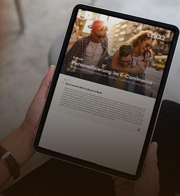 E-Book Personalisierung