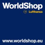 Logo Lufthansa Worldshop für eine Kundenstimme zum Gepäckberater als Guided Selling Lösung mit epoq