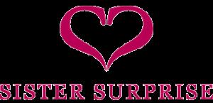 sister surprise Logo für Referenz der Welt Inspirieren durch personalisierte Empfehlungen