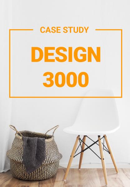 Online-Titelbild für die Case Study design3000