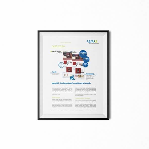 design3000 setzt auf personalisierte Newsletter
