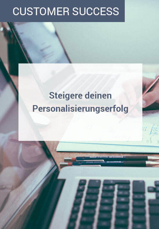Kontaktiere unser Customer Success Team