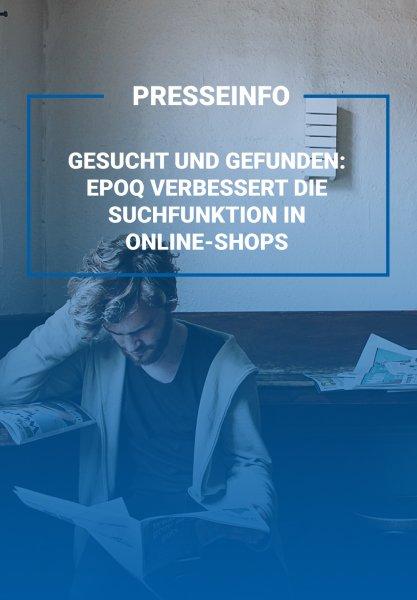 Eine effiziente Suchfunktion ist das was Online-Shops zu einer geringeren Absprungrate verhilft.