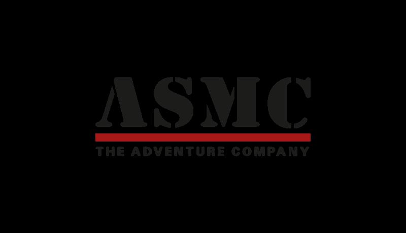 Das Bild zeigt das Logo von ASMC. Der Online Shop gehört zu den epoq Kunden.