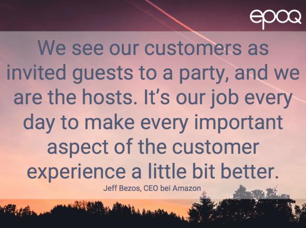 Customer Experience Die 10 Besten Zitate Epoq