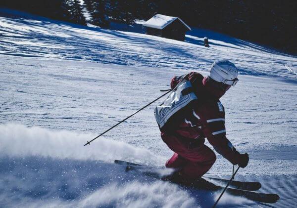 Digitales Storytelling zum Thema Ski-Urlaub.