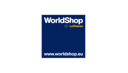 The image shows the logo of WorldShop who improved their customer's shopping experience thanks to epoq