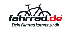Das Bild zeigt das Logo von fahrrad.de. Der Online Shop gehört zu den Kunden von epoq und hat E-Commerce Product Recommendations im Einsatz.