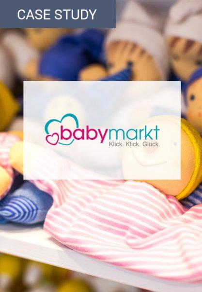Vorschaubild zur Case Study babymarkt.de: Höhere Klickrate im kategoriebezogenen Newsletter