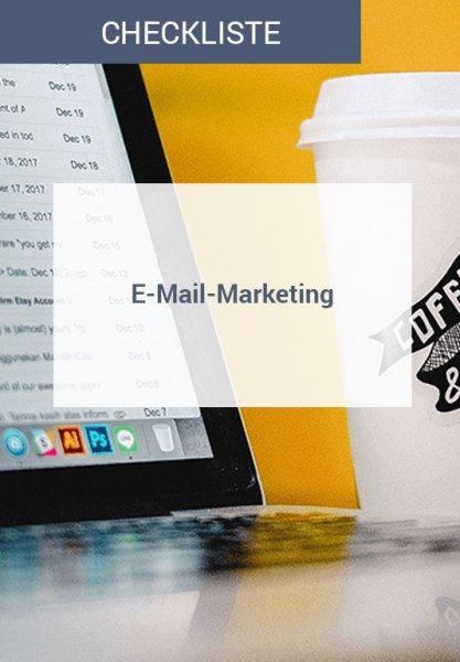 Vorschaubild der Checkliste zum Thema 7 E-Mail-Marketing-Tipps